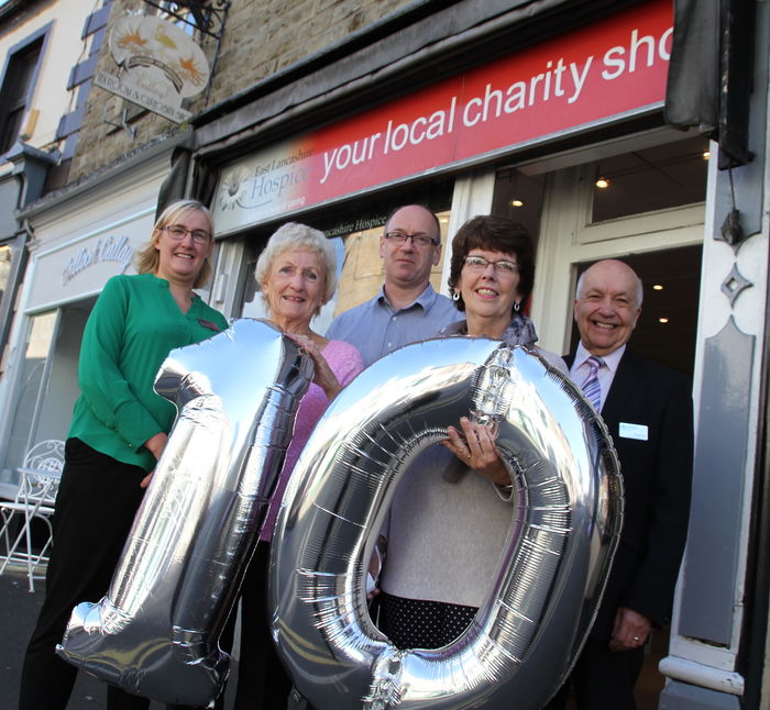 ELH Clitheroe Hospice 10th anni 3