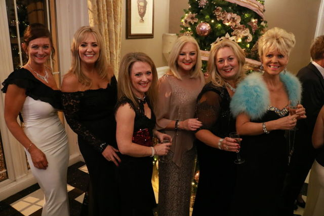 East Lancashire Hospice Ball 2019