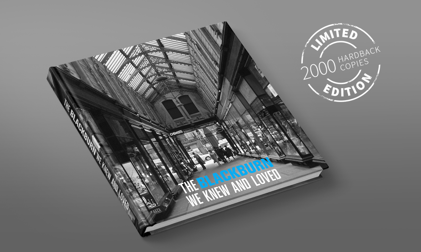 Blackburn photobook out now