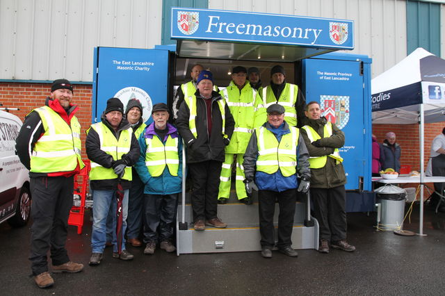 East Lancs Freemasons