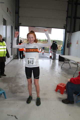 First female 2k Helana White, 12