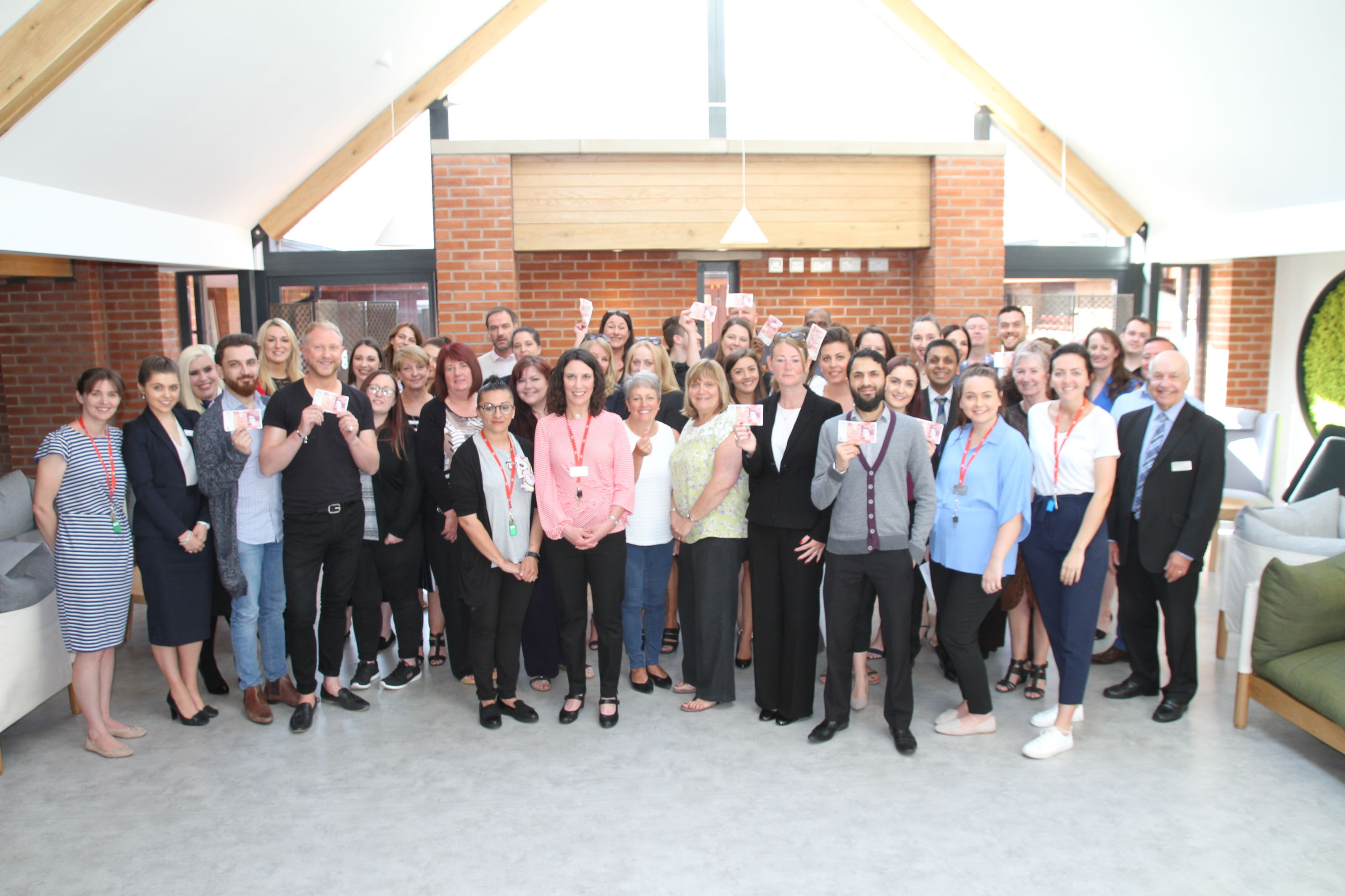 Corporate Challenge Launch 2019
