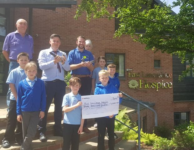 Pigeon race reaches lofty amount for charity