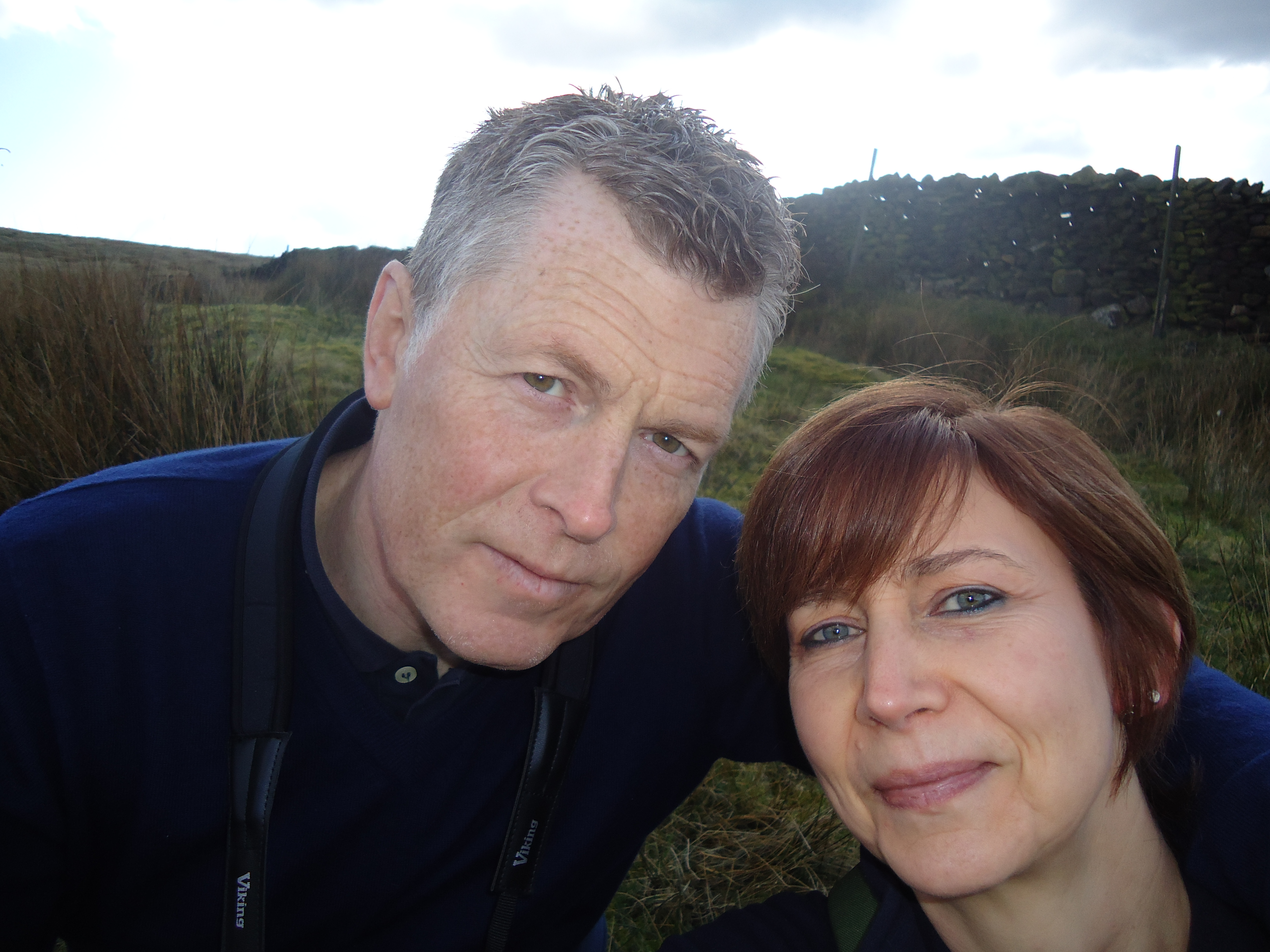 Tim and wife
