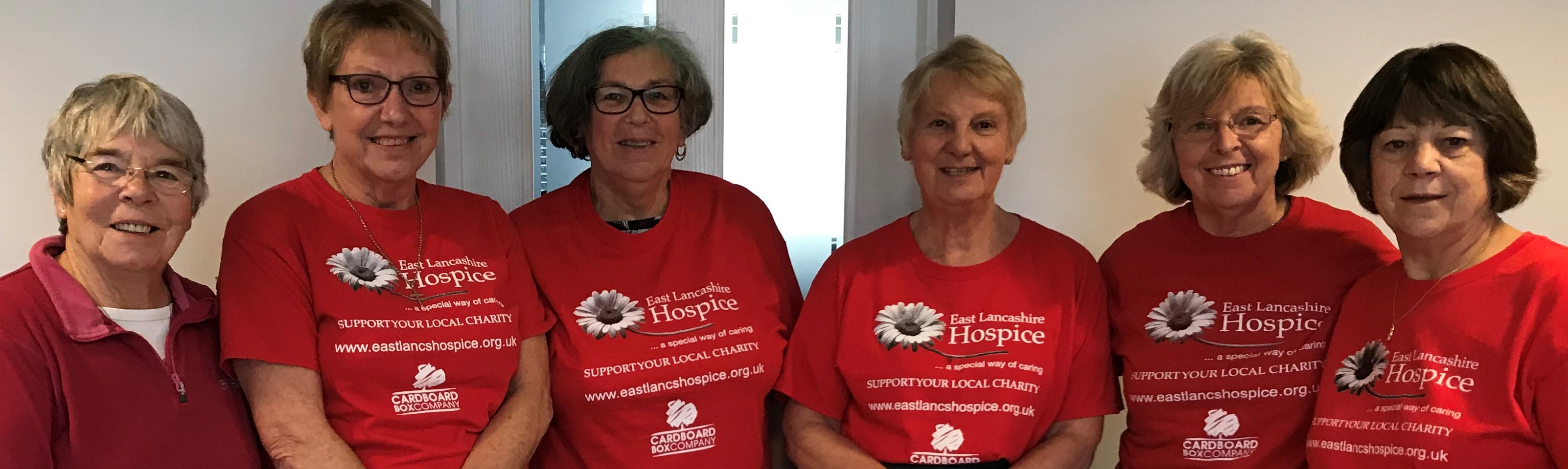Contact East Lancashire Hospice